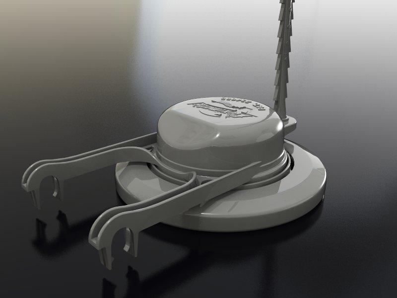 Flexisapo para uso de fontanería en baño